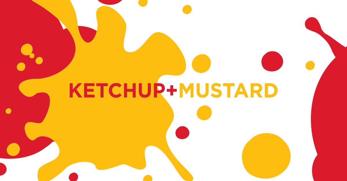 Ketchup Mustard logo