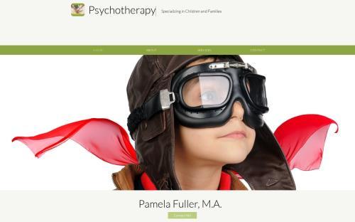 pamela fuller ma psychotherapist logo