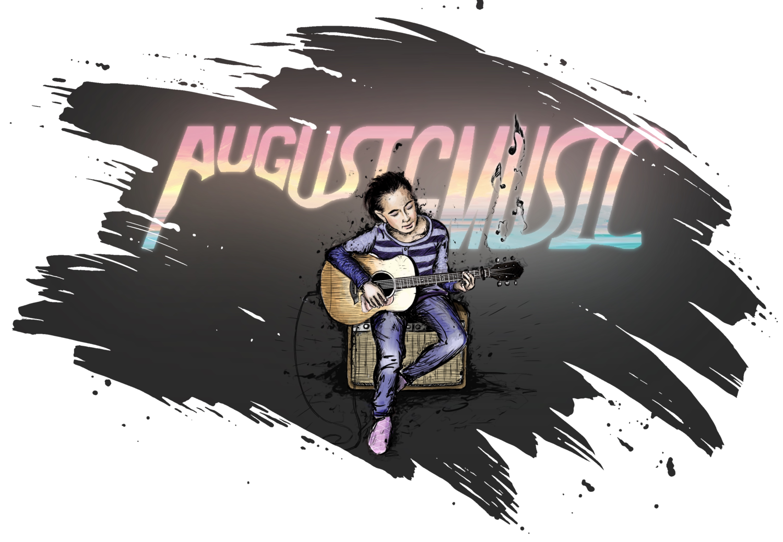August G Music logo