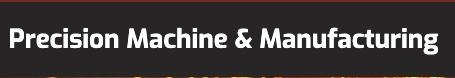 Precision Machine & Mfg Inc logo