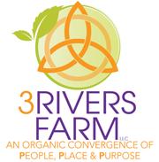 3 Rivers Farm logo