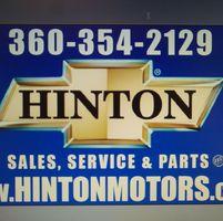 Hinton Chevrolet Buick Inc logo