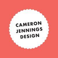 Cameron Jennings Design logo
