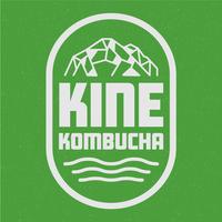 Kine Kombucha logo