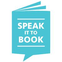 Speak It To Book logo