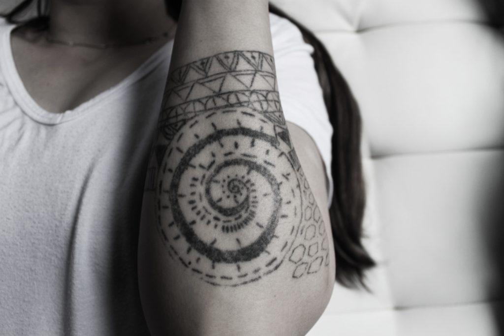 Wild Medicine Tattoo logo