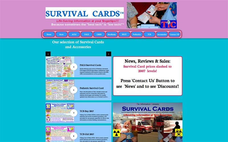 Survival Cards logo