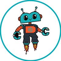 Bellingham Coding & Robotics Club logo