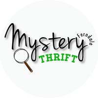 Mystery Thrift Store logo