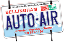 Bellingham Auto Air logo