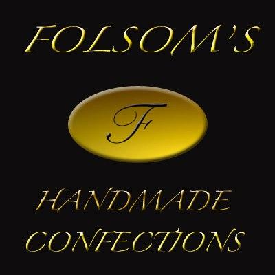 Folsom's Candy Company logo
