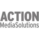 Action Media Plus logo