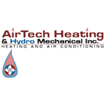 AirTech Heating & Hydro Mechanical Inc logo