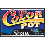 Color Pot The logo
