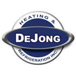 DeJong Heating & Refrigeration Inc logo