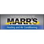 Marr's Heating & Air Conditioning Inc logo
