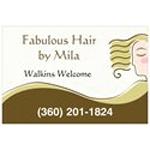 Healthy Hair Salon logo