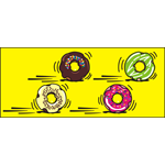Rolling Donuts logo