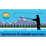 Mountain To Marine Electric logo