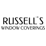 Russell's Window Coverings logo