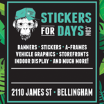 Stickers For Days logo