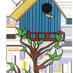 Skagit Wild Bird Supply logo