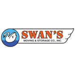 Swan's Moving & Storage Co Inc logo