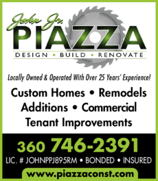 Yellow Pages Ad of John Piazza Jr Construction & Remodel Inc