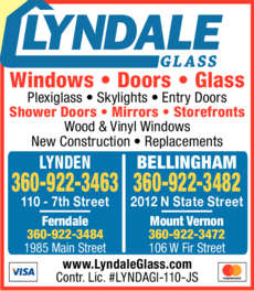 Print Ad of Lyndale Glass