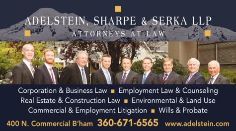 Print Ad of Adelstein Sharpe & Serka Llp