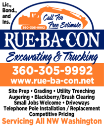 Yellow Pages Ad of Rue-Ba-Con
