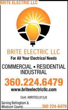 Print Ad of Brite Electric Llc