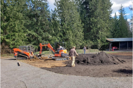 Photo uploaded by Baxter's Excavation Llc