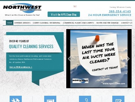 Photo uploaded by Northwest Professional Services