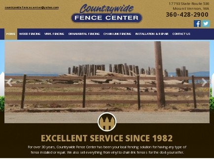 Photo uploaded by Countrywide Fence Center