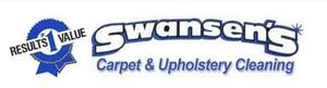 Swansen'S Carpet Cleaning logo