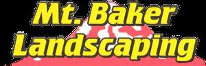 Mt Baker Landscaping logo