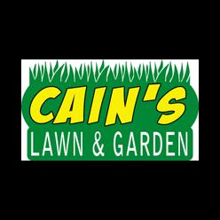 Cain'S Lawn & Garden logo