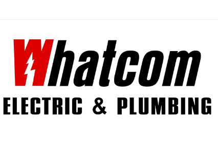 Whatcom Electric & Plumbing logo