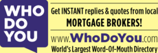 Yellow Pages Ad of  Who Do You In-Column