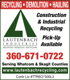 Yellow Pages Ad of Lautenbach Industries