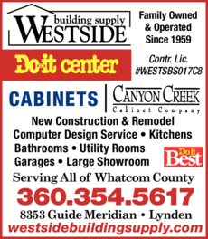 Print Ad of Westside Building Supply