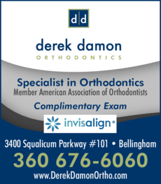 Yellow Pages Ad of Damon Derek R Dds