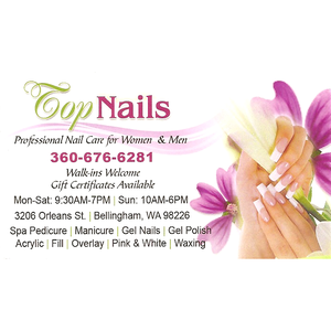 Photo uploaded by Top Nails