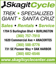 Print Ad of Skagit Cycle Center