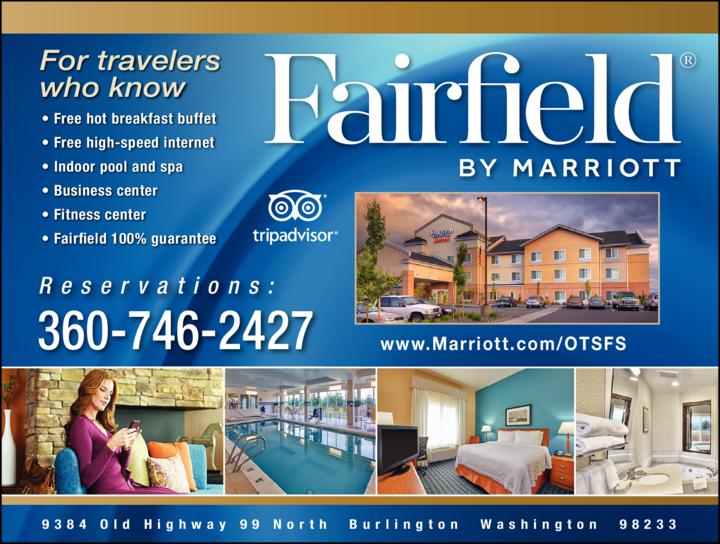 Print Ad of Fairfield Inn & Suites By Marriott