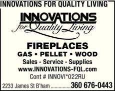 Innovations For Quality Living logo