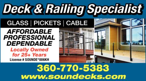Print Ad of Soundecks